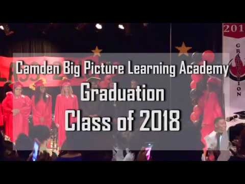 Graduation 2018: Camden Big Picture Learning Academy