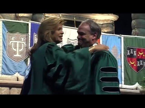 Hoda Kotb Delivers the Commencement Address to Tulane Class of ...