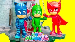 Unboxing Owlette And Gekko And Catboy Toys And Finding Surprises