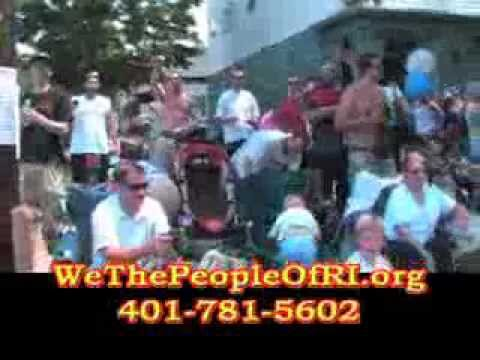 """""""IN"""" The Bristol Parade 2011 - We The People of RI"""
