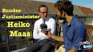 Bundesjustizminister Heiko Maas (SPD) - Jung & Naiv: Folge 183