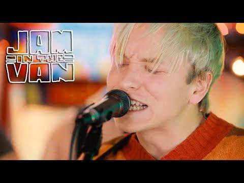 "SWMRS - ""April In Houston"" (Live At JITV HQ In Los Angeles, CA) #JAMINTHEVAN"