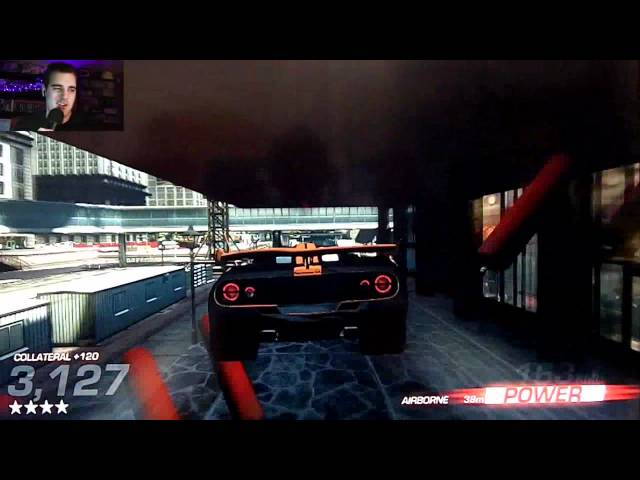 Ridge Racer Unbounded hands-on part 2 of 3