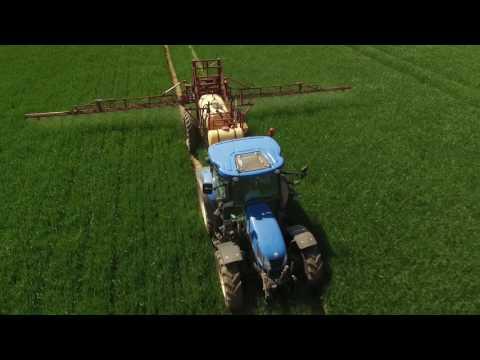 Farmer Tom Bradshaw talks about glyphosate