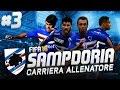 FIFA 16 | Carriera Allenatore Sampdoria - IL PAPERO! - Ep.3