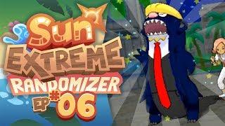 IS THAT A TRUMP POKÉMON?! - Pokemon Sun Extreme Randomizer (Episode 6)