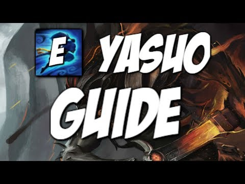 *NEW* Yasuo Wall Dash Guide You *NEED* To Know! (League Of Legends)