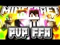Minecraft PvP: Free For All!