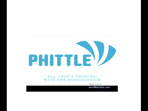 Phittle: A new ecosystem for News and Journalism