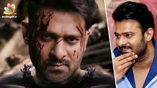 """പുതിയചിത്രത്തിൽ പുതിയ ലുക്കിൽ പ്രഭാസ്   Prabhass next is an Action Movie """" Saaho""""    Malayalam News"""