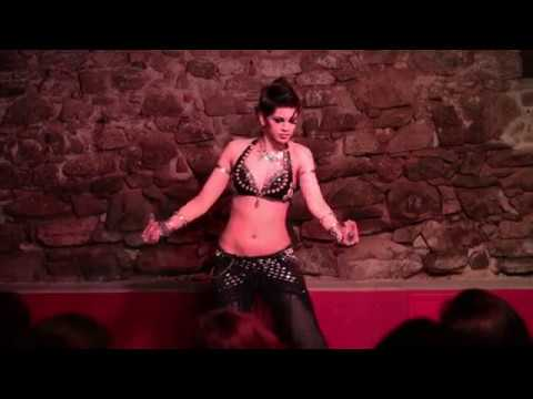 Tara Dunya - Dubstep Tribal Fusion Bellydance - Black Forest Tribal Fest 2017 - Germany - Open Stage