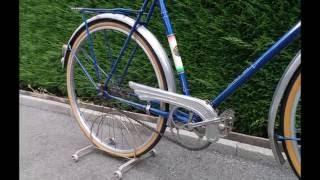 Vintage Antique Bicycle Restoration Men's Bike
