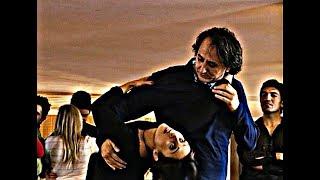 Arka Sokaklar - Metin Tekin Gazladı Hüsnüyle Suat Tango Yaptı