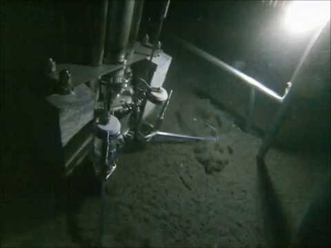 Seafloor sediment coring