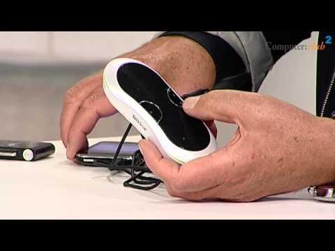 i.Beat von TrekStor MP3 Lautsprecher