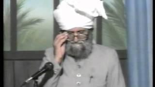 Urdu Dars Malfoozat #487, So Said Hazrat Mirza Ghulam Ahmad Qadiani(as), Islam Ahmadiyya