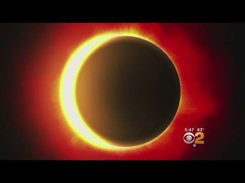 Just Days Away Until First Total Solar Eclipse Since 1979
