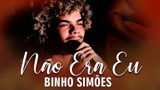 FM O Dia - Binho Simões - Não Era Eu