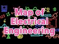 Map of the Electrical Engineering Curric