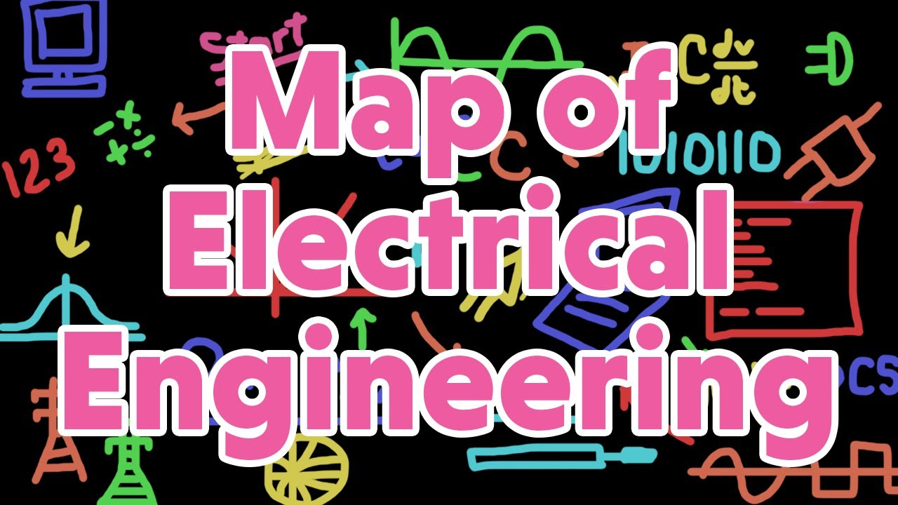 Map of the Electrical Engineering Curriculum - YouTube
