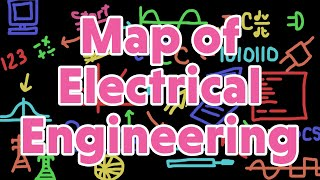 Map of the Electrical Engineering Curriculum