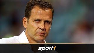 Ex-Weltmeister fordert Rücktritt von Oliver Bierhoff beim DFB | SPORT1 - DER TAG