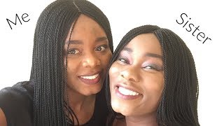Transforming My Sister Into Me Challenge || Omg We Are Twins!