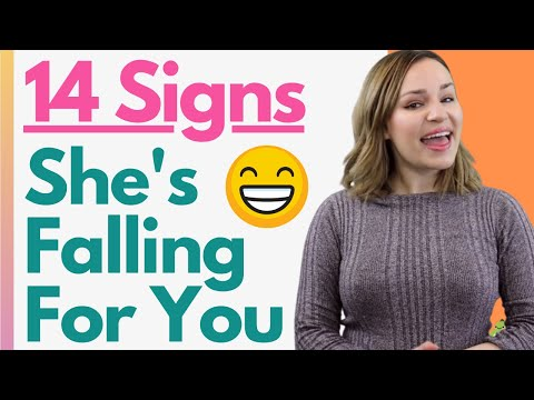 14 Subtle Signs The Girl You Like Is Falling For You! Does Your Crush Like You Back? (Find Out Now)