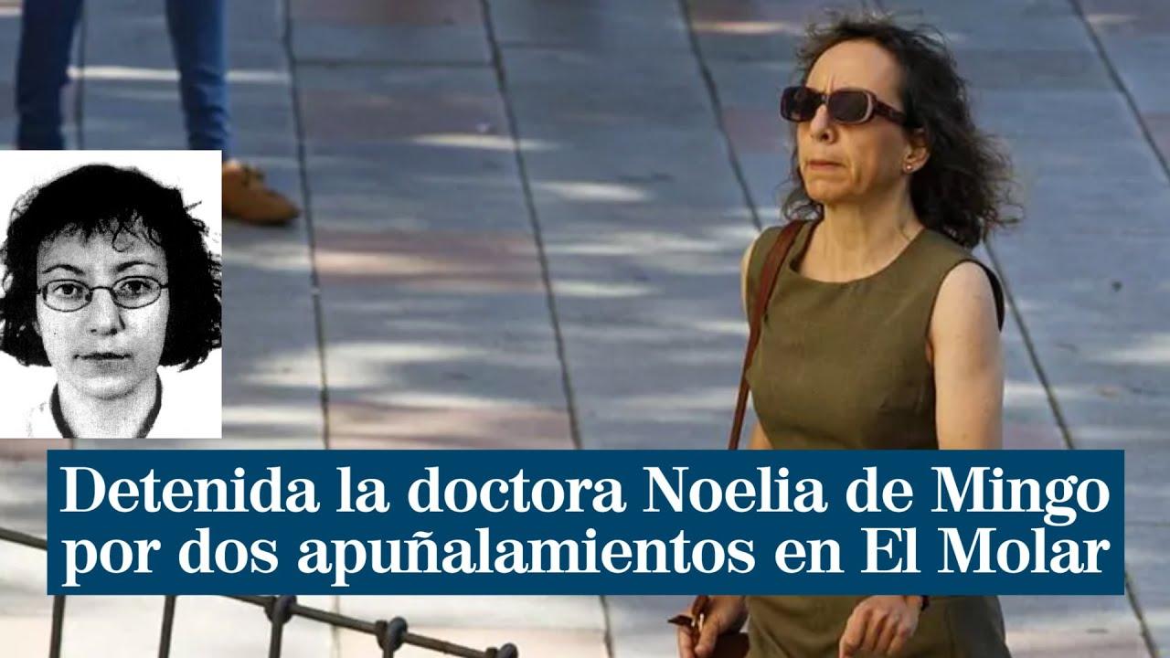 Detenida la doctora Noelia de Mingo por dos apuñalamientos en El Molar
