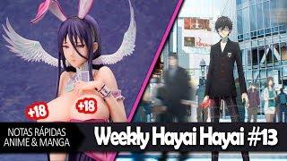 ¿Nuevo anime de Shaman King?, Serie de Persona 5 ¡Y MÁS! | Weekly Hayai Hayai 13