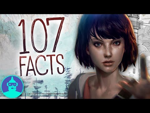107 Life Is Strange Facts YOU Should Know!!!  🤔 | The Leaderboard