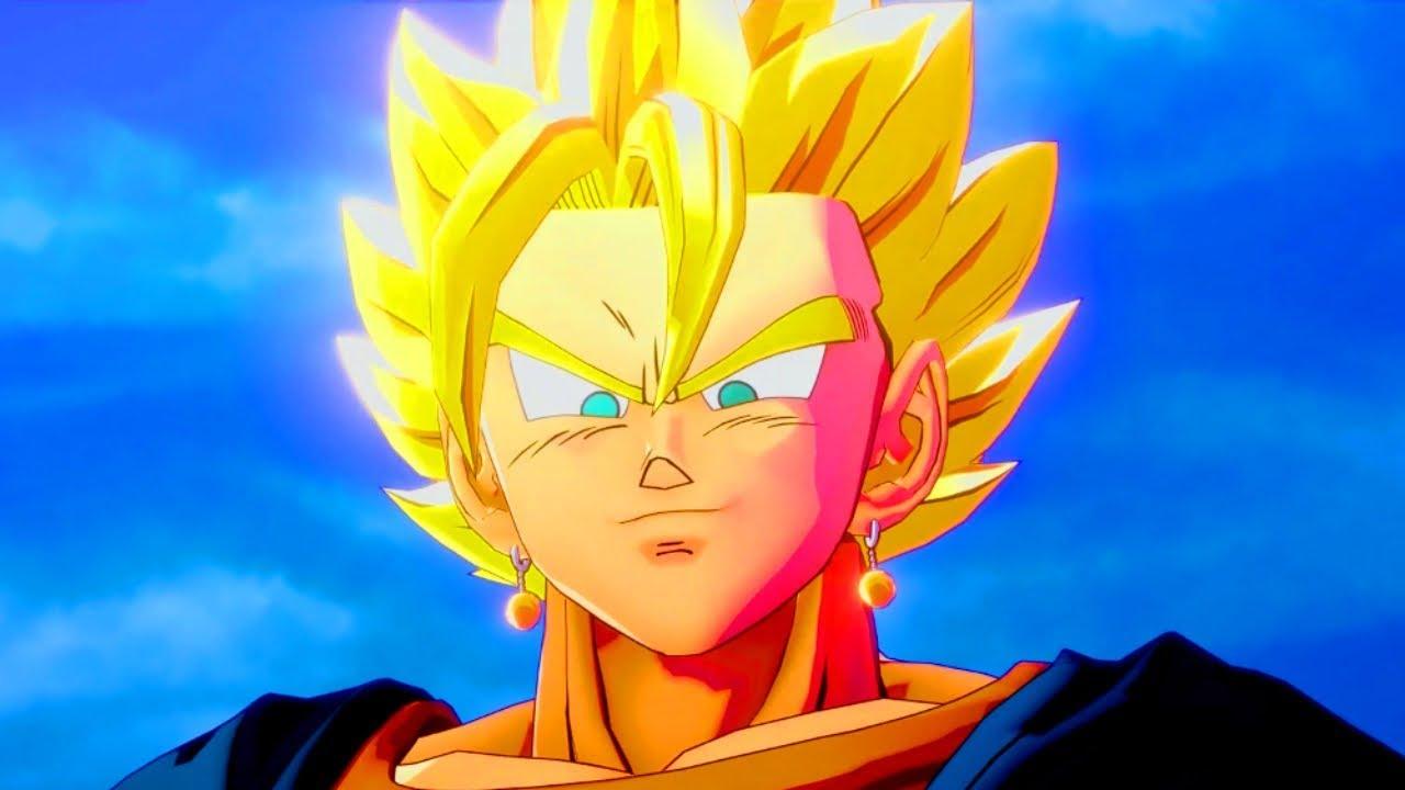 Dragon Ball Z Kakarot All Cutscenes Movie 2020 Hd Youtube