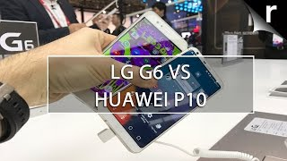 Video LG G6 vs Huawei P10: MWC 2017 flagships compared! download MP3, 3GP, MP4, WEBM, AVI, FLV Oktober 2018