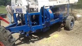 Upkar Agro Industries  Hadamba Cutter Thresher 2016