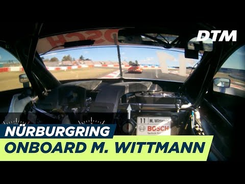 DTM Nürburgring 2018 - Marco Wittmann (BMW M4 DTM) - RE-LIVE Onboard (Race 1)