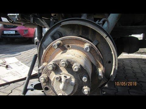 Газ 3308 ремонт #22
