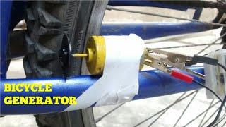 BICYCLE GENERATOR. thumbnail