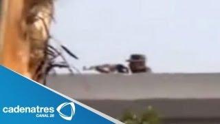 ¡Impresionante! fotógrafo graba su propia muerte (VIDEO)