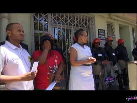 DUT Students and Staff Strike Package