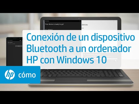 Conexión de un dispositivo Bluetooth a un ordenador HP con Windows 10 | HP Computers | HP