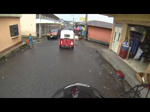 Antigua Guatemala, Test Ride South Around Volcano