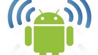 Como criar um ponto de acesso no android