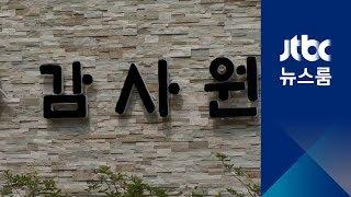 홍일표 부인 '한미연 청탁 메일 논란'…감사원, 감찰 착수