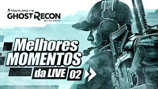 Ghost Recon Wildlands - Modo Ghost   Stealth kills - sem HUD   Highlights LIVE 2