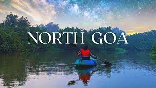 Goa Ep 1: North Goa Vlog | 9 Unexplored Places You MUST Visit | Jinal Inamdar