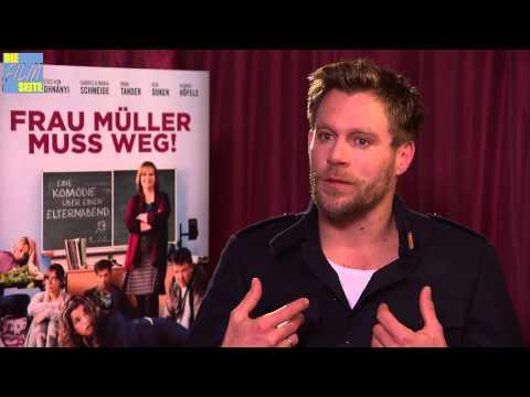 Frau Müller muss Weg! Interview mit Hauptdarsteller Ken Duken
