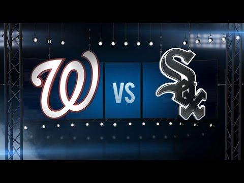 6/9/16: Cabrera, Gonzalez lead White Sox in 3-1 win