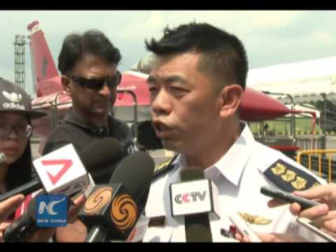 Singapore Air Force opens to public