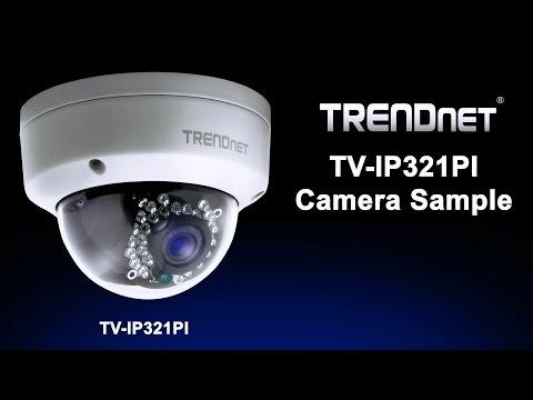 Trendnet Tv Ip315pi Ip Camera Overview Funnydog Tv