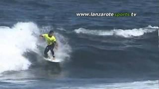 Surf La Santa Pro 6 stars prime event 2011 day 01
